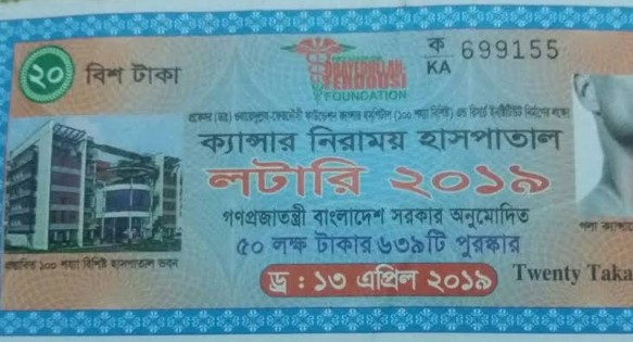 Lottery Draw Result 2020 in Bangladesh